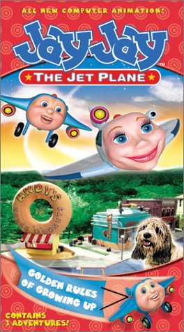 Jay Jay the Jetplane - Golden Rules of Growing Up [VHS]