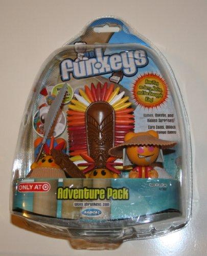 U.B. Funkeys Exclusive Adventure Pack - 1