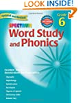 Spectrum:Word Study/Phonics Gr.6