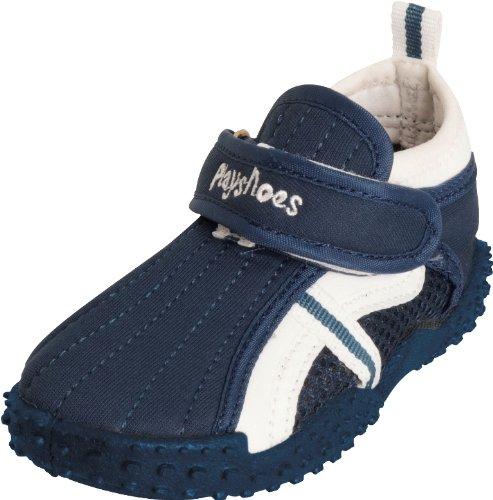 Playshoes 174798, Sandali unisex bambino - Blu/Mare