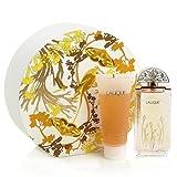 Lalique De Lalique Fragrance Gift Set for Women (3.3 oz Eau De Parfum Spray + 3.3 oz Perfumed Shower Gel)