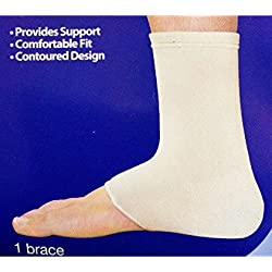 "Good Neighbor Pharmacy GNP Elastic Compression Ankle Brace (Large/ XL (9Ã'Å""-11"