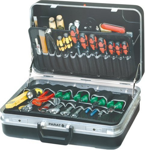 Parat Silver Tool Case (L x W x H) 475 x 180 x 320 mm