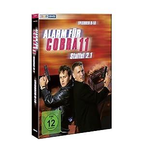 Alarm für Cobra 11 - die Autobahnpolizei: Staffel 2.1 [3 DVDs]