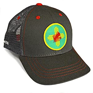 Rep Your Water Hat New Mexico Dry Fly - Dark Gray/Dark Gray