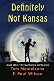Definitely Not Kansas (Nocturnia) (Volume 1)
