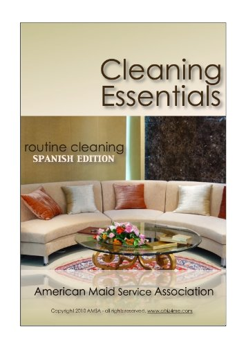 Cleaning Essentials - Spanish Edition