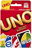Mattel 42003 Uno Card Game