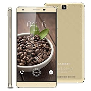 Cubot H2 - Smartphone Móvil Libre 4G Android 5.1 (5.5