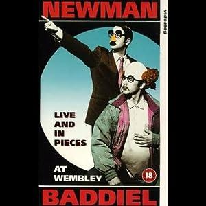 Newman & Baddiel Radio/TV Program