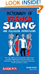 Dictionary of French Slang (Barron's...