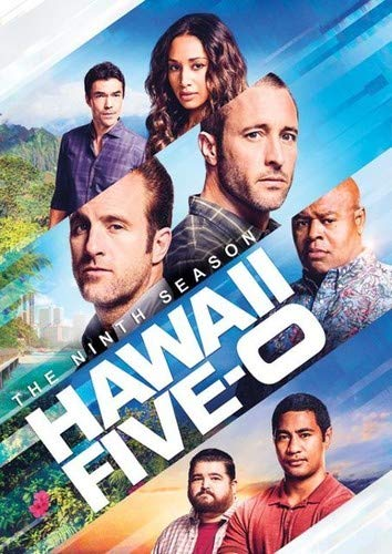 DVD : Hawaii Five-o (2010): Ninth Season (6 Discos)