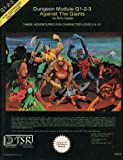 Dungeon Module G1-2-3 Against the Giants (Advanced Dungeons & Dragons)