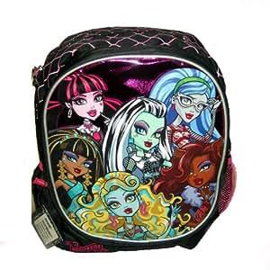 Monster High 6 Character Girls Backpack