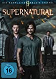 DVD Cover 'Supernatural - Die komplette neunte Staffel [6 DVDs]