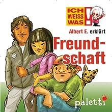Albert E. erklärt Freundschaft (Ich weiß was) Audiobook by Anke Riedel Narrated by Philipp Schepmann