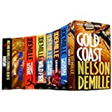 Nelson Demille Collection 8 Books Set New RRP �64.92 (Nelson Demille Collection) (Gold Coast, The General's Daughter, Cathedral, By the Rivers of Babylon, Wild Fire, The Charm School, The Lion's Game, Mayday)by Nelson Demille