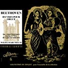 Beethoven: ?uvres pour orgue