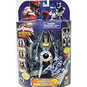 Power Rangers Operation Overdrive Morph F/X Power Ranger Action Figure Assortment