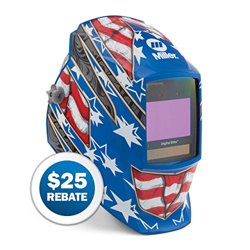 Auto-Darkening-Welding-Helmet-Blue-Digital-Elite-3-5-to-8-8-to-13-Lens-Shade