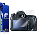 ArmorSuit MilitaryShield - Canon EOS 70D (Top LCD Included) Screen Protector Shield Ultra Clear + Lifetime Replacements