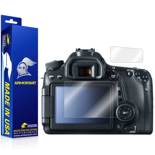 ArmorSuit-MilitaryShield-Canon-EOS-80D-70D-Top-LCD-Included-Screen-Protector-Ultra-HD-Extreme-Clarity-Touch-Responsive-w-Lifetime-Replacements