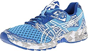 ASICS Women's GEL-Noosa Tri 8 Running Shoe (7.5 B(M) US, Blue/White/Nautical)