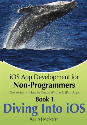 Book 1 Diving In - iOS App Development for Non-Programmers Series The Series on How to Create iPhone  iPad098824330X : image