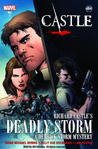 Castle: Richard Castle's Deadly Storm (Derrick Storm Graphic Novel Book 1) (Comic Books Marvel Storm 1 compare prices)
