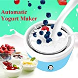 LussoLiv 220V Homemade Automatic Yogurt Maker Electric Yogurt Cream Making Machine