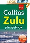 Zulu Phrasebook (Collins Gem)