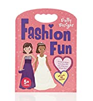 Dolly Designs Fashion Fun for Girls Book