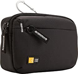Case Logic Tbc-403-Black Carrying Case For Camera - Black - Dobby Nylon