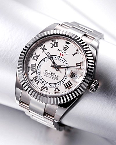 Buying Guide: ROLEX SKY-DWELLER WHITE GOLD 326939 BOX/PAPERS 2014 UNWORN