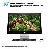 HP Pavilion 27-n110 27-Inch All-in-One Desktop (Intel Core i5, 8 GB RAM, 1 TB HDD)