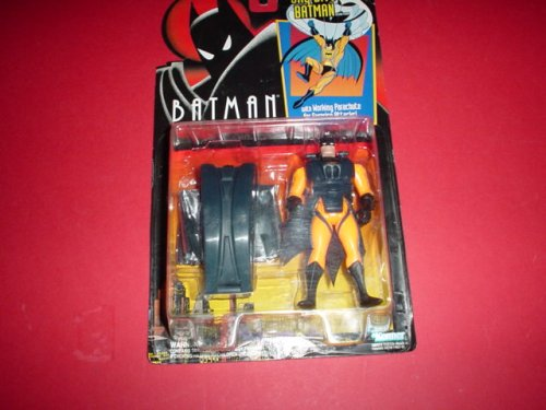Batman: The Animated Series > Sky Dive Batman Action Figure