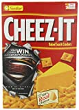 Cheez-It Baked Snack Crackers, Original, 13.7 oz Boxes, 4 pk