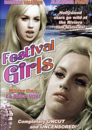 DVD : Festival Girls