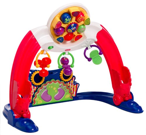Fisher-Price Baby Play Zone Kick & Whirl Carnival