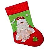 クリスマス ソックス 靴下 ブーツ ギフトバッグ サンタの必需品 ツリーの飾り プレゼント