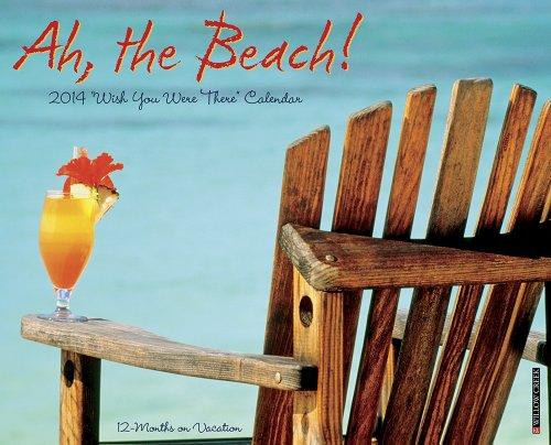 Ah, The Beach! Calendar 2014