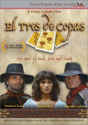 El Tres de Copas (The Card of Luck Love and Death)