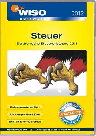 WISO Steuer 2012 (für Steuerjahr 2011)