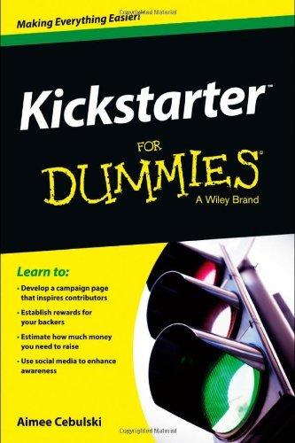 kickstarter-for-dummies-for-dummies-computer-tech