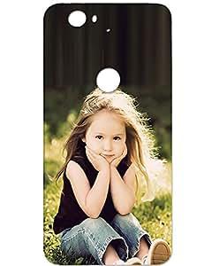 MobileGabbar Nexus 6p Back Cover Designer Hard Case