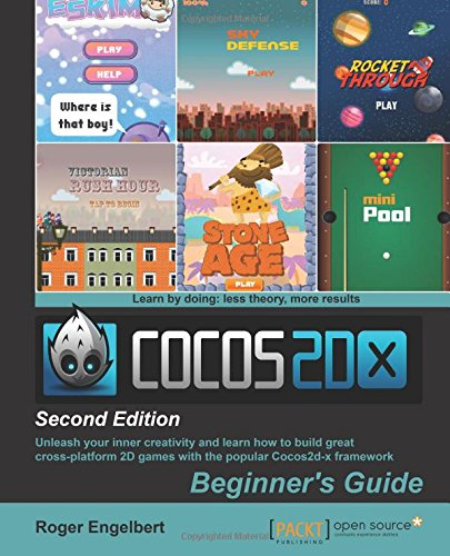Cocos2d-x by Example: Beginner's Guide - Second Edition