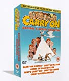 Carry On... - The Doctors and Nurses Collection [6 DVDs] [UK Import]