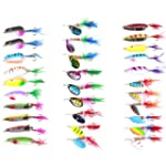 30 Spinner Super New Fishing Lure Spo...