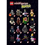 Sealed LEGO 71010 Box/case of 60 Minifigures Series 14