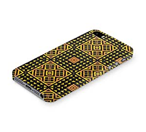 Cover Affair Pattern Printed Back Cover Case for Apple iPhone 5C